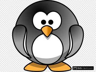 Cartoon Penguin Clipart