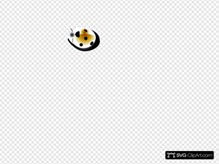 Coccinelle SVG Clipart