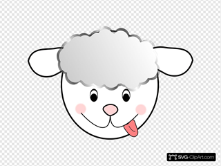 Smiling Bad Sheep