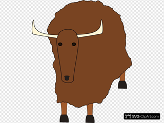Cartoon Lamp Sheep