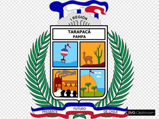 Coat Of Arms Of Tarapaca Chile