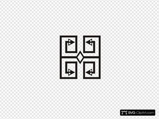 Four Snakes Symbol