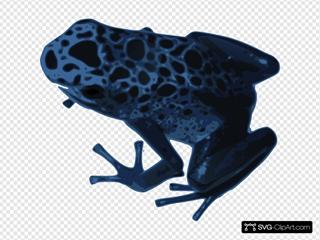 Azureus Frog