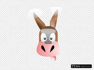 Mule Animal Clipart
