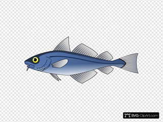 Fish 13 Clipart