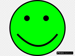 Happy Smiling Face