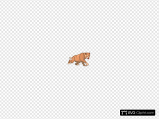 Smilodon Californicus