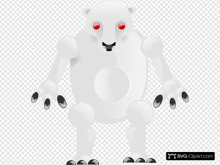 Metalic Bear