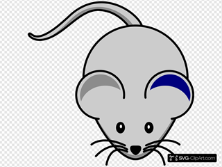 Blue Ear Mouse