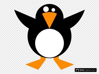 Simple Penguin