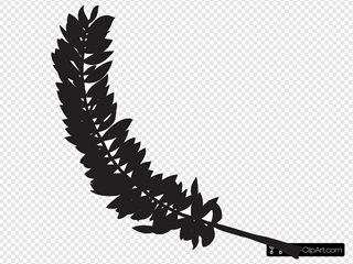 Feather Silhouette