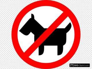 Sign No Animals