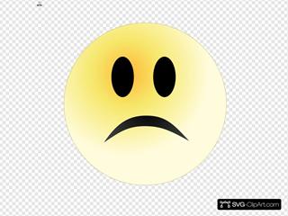 Tango Face Sad