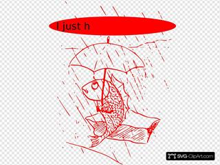 Fish In The Rain