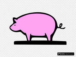 Farming Animal Pig
