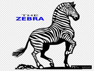 The Zebra Shoppe Logo