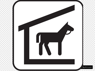 Horse Stable 1