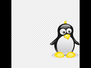 Tux Penguin 3