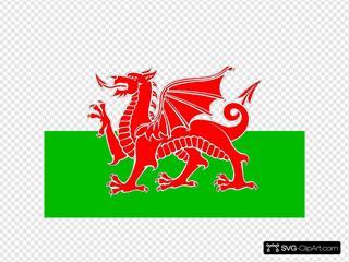 Cymru Flag (wales)