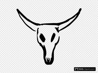 Valessiobrito Cow Skull