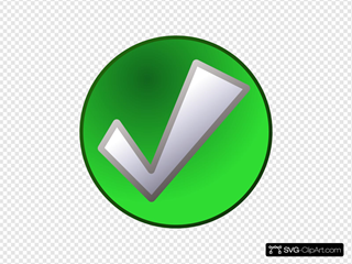 Green Tick SVG icons