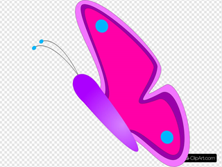 Butterfly SVG Cliparts