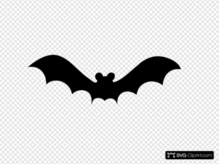 Bat 2 SVG Cliparts