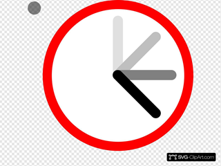Ticking Clock Frame 2