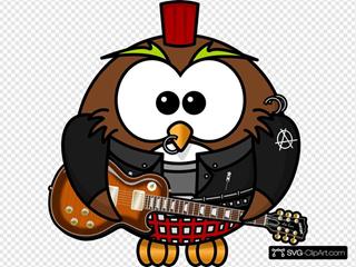 Owl Rock Star