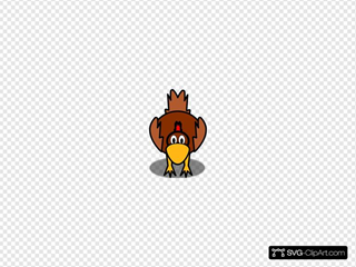 Chicken SVG Clipart