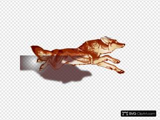 Fox SVG Clipart