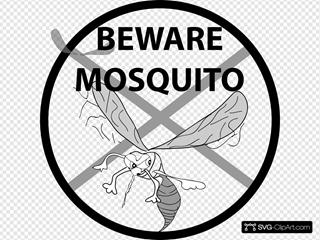 Beware Mosquito