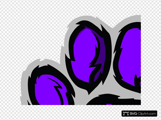 Wildcat Pawprint