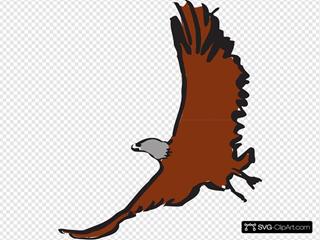 Flying Eagle Art