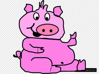 Laughing Pig 2