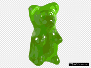Bear Candy Gummy
