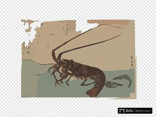 Shrimp And Lobster.