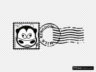Cow Stamp And Mark