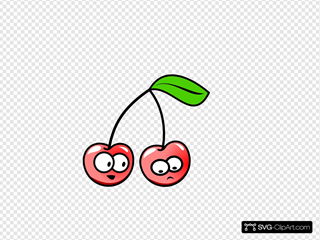 Animated Cherries