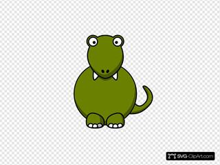 Dino No Hands