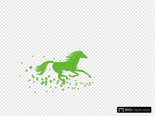 Horse#2 Clipart
