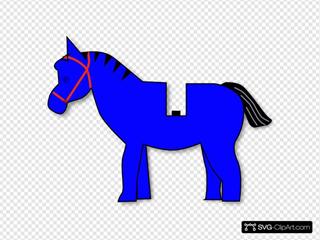 Horse Lego