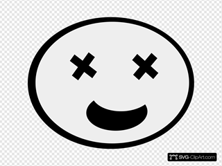 Funny Face SVG icons