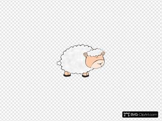 Fuzzy Sheep