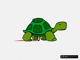 Kturtle Side View
