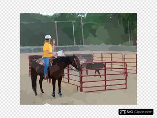 Horse 12