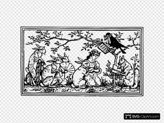 Rabbit And Bride