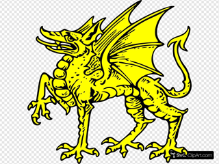 Dragon SVG Clipart