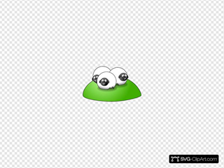 Simple Cartoon Sheep