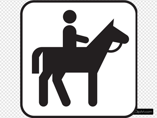 Horse Back Riding 1